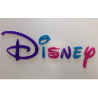 Disney name letters