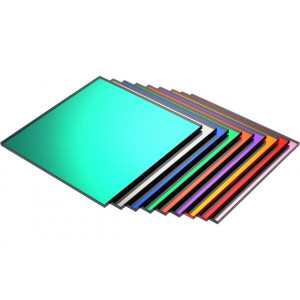 Coloured Acrylic Mirror
