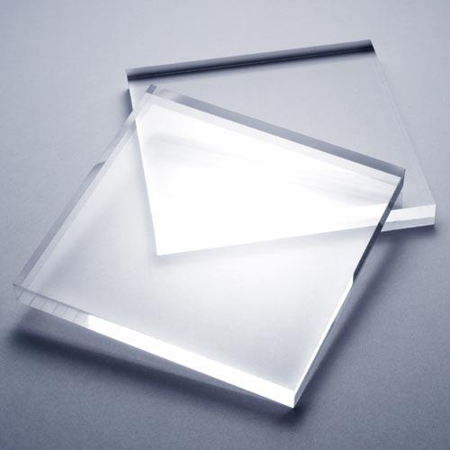 Clear Acrylic Perspex Sheets - Trent Plastics Fabrications Ltd