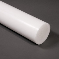 Nylon 6 Rod - Natural