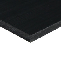 Nylon 6 Sheet - Black