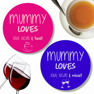 Mothers Day Coasters